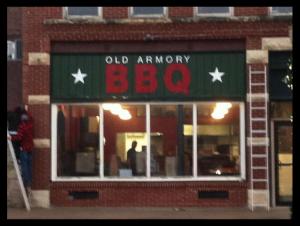 Old Armory B.B.Q.